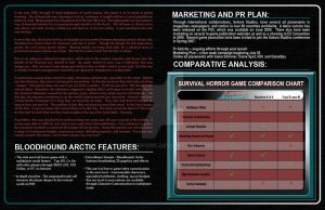 Blood Hound Arctic Sell Sheet #2 by ManHoPark