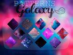 +Patterns galaxy by Nonuu