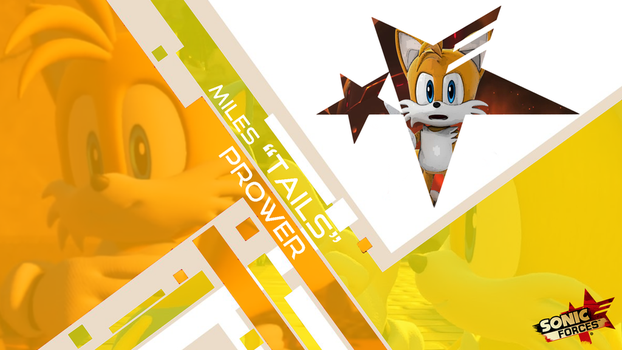 Miles (Tails) Prower (Forces Wallpaper) by CosmicBlaster97