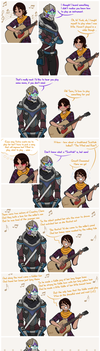 MEA: Serenade Fail by LiliumSnow