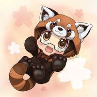 Red Panda Times by Assechan