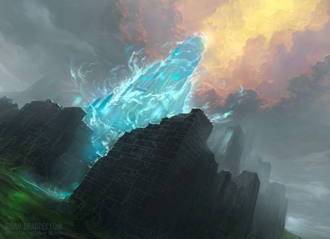 Ghost Tower of Inverness by noahbradley