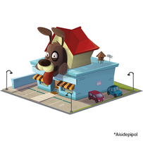 Petshop by Aisidedpipol