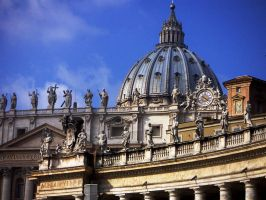 Vatican by arclore