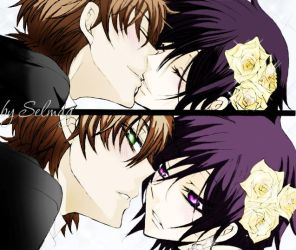 Lelouch and Suzaku 2 by MSelmag