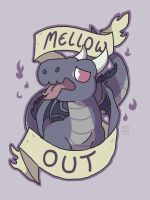 mellow out by ccartdragon