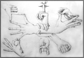 Hands by Hosio