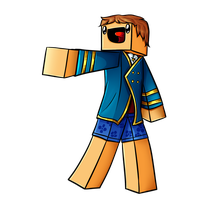 Minecraft Avatar - Altrive by GoldSolace