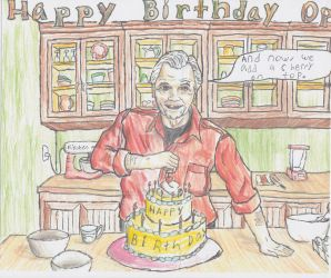 Jacques Pepin by smaugthegreat108