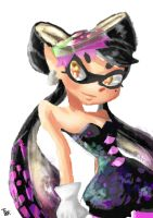 Callie splatoon by thebigkirby