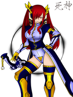 Erza Scarlet~ Back from the Future by RLawt0n