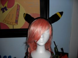 Umbreon Ears front view by Hop-is-my-Hero