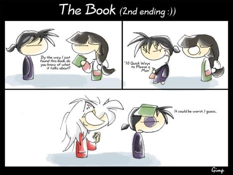 IY - The Book Pt 2 by Gimpyslair