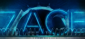 7Ace Studio - Wallpaper by Bijou44