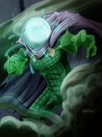 Spider-Man Rouges Gallery - Mysterio by KileyBeecher