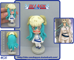 Bleach - Nel chibi figure by Nko-ennekappao