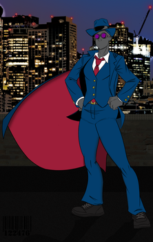The Night (original costume) - revised colors by mephron