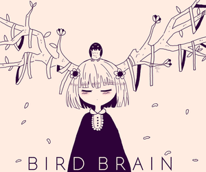 Bird Brain by SmollBee