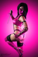 Mortal Kombat 9 Mileena Cosplay by Khainsaw