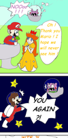 Another bad new for Daisy by Mloun