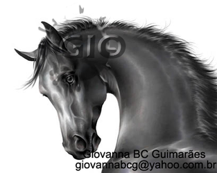 Nobleness - Horse Study by giovannag