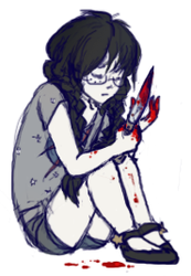 That time 6 year old Mimsy almost did a murder by blueberrygoblin