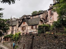 Conques 1. Aveyron. France by jennystokes