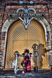 Kingdom Hearts - Another World by fiathriel