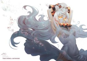 Northern Ocean Hime by ting16154