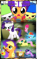 MLP : The Cutie Mark Chronicles - Movie Poster by pims1978