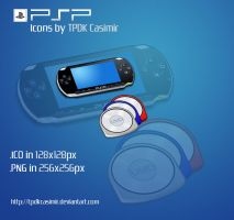 PSP Icons Pack by TPDKCasimir