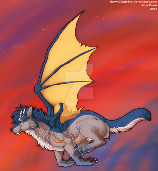 I Can fly in my dreams by TheWolfsgirl90