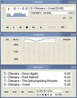 HmmXP for Winamp by neotool