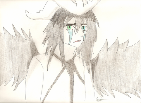 Ulquiorra by sheibakelly