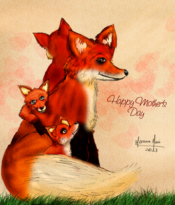 Happy Mother's Day! by hannamaia
