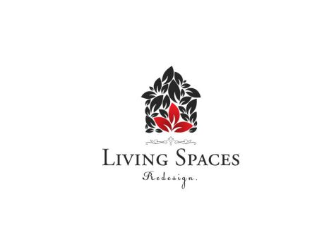 Living Spaces Redesign Logo by balpert