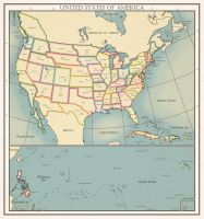 UNITED STATES OF AMERICA by LaTexiana