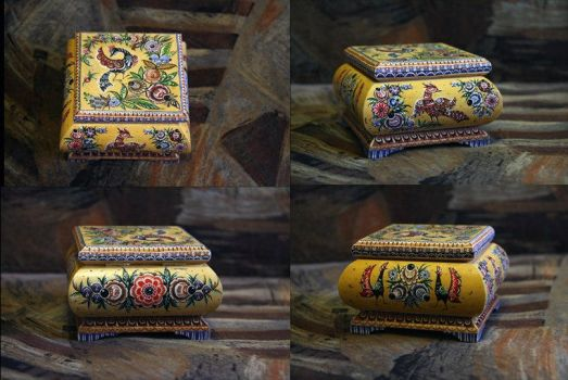 Box for jewelry by Ephy-Drow