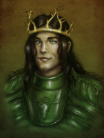 Renly Baratheon by Irrisor-Immortalis