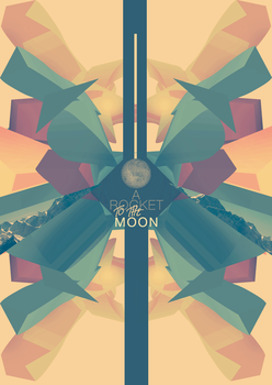 A Rocket To The Moon by eslis