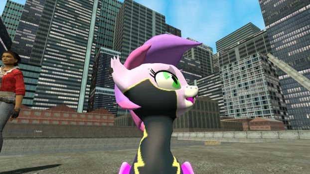 Herpa Derp in the City by RinitheDamned