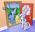 Charity Commission - First Date by muffinshire
