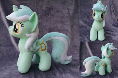 Lyra Heartstrings by Bakufoon
