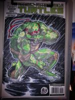 Raph WWPHILLY color sketch by BTURNERart