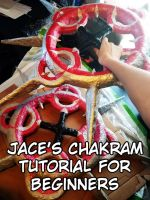 Jace's Chakram Tutorial For Beginners by FullElven