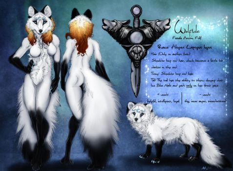 Wolftale Reference by Quoosa