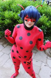 Miraculous Ladybug Cosplay by Lucy-chan90