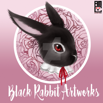 Black Rabbit by blackrabbitartworks