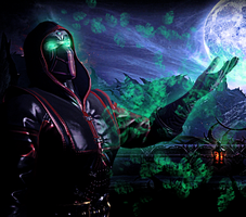 MK9 - Ermac is still in the Hood by SovietMentality