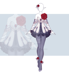 [Close] Adoptable Outfit Auction 201 by Kolmoys